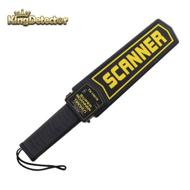 Kingdetector TX-1001B Hand Hold Security Metal Detector