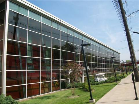 New Low-E Insulated Glass With Argon