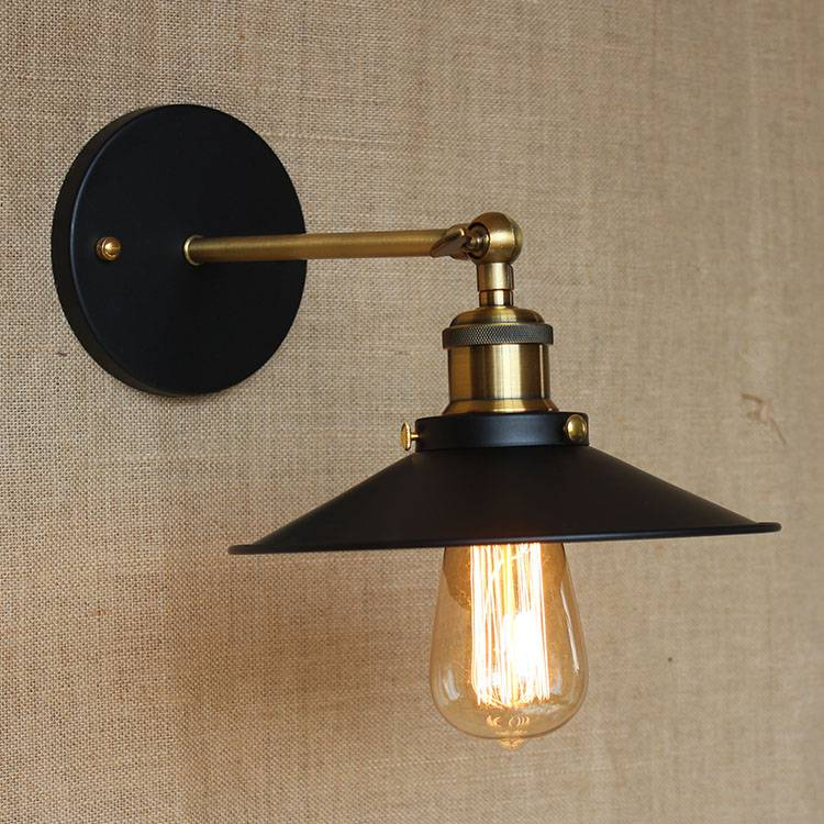 Ancient age product-brass LED wall lighting