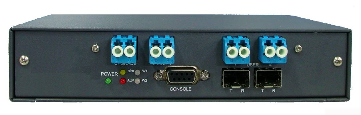 2 Channel CWDM MUX/DEMUX |CWDM multiplexer