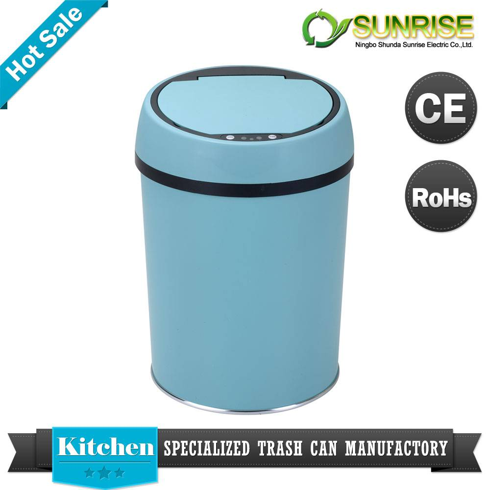 table kitchen garbage can trash can