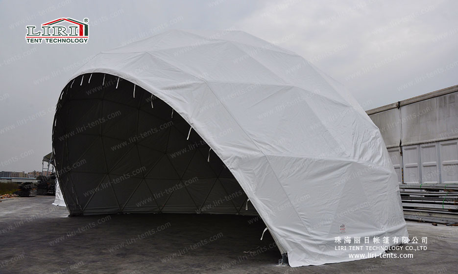 Special Design Dome Tent Hangar for Aircraft and Helicopter