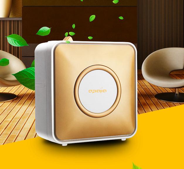 1.7L Waterless Auto Shut-off portable usb ionizer mini air humidifier ultrasonic aroma diffuser