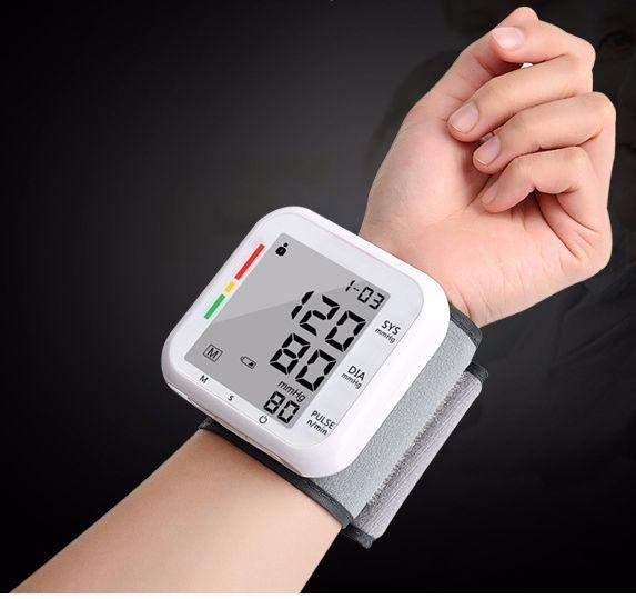Wrist electronic sphygmomanometer