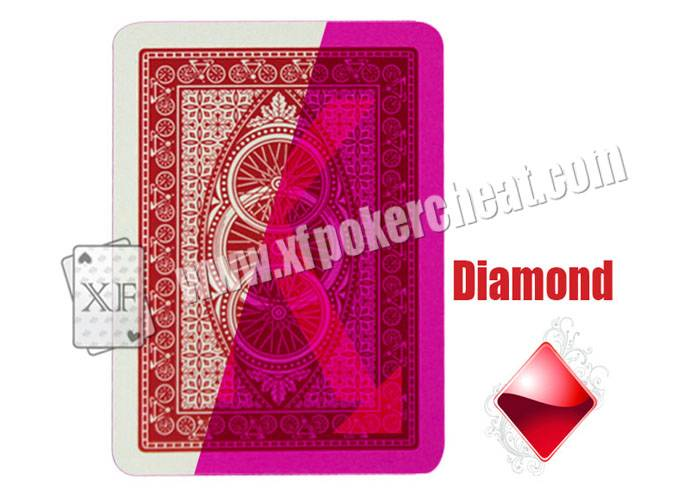 Italy Modiano Jumbo Bike Plastic Marked Playing Cards For Private Casino