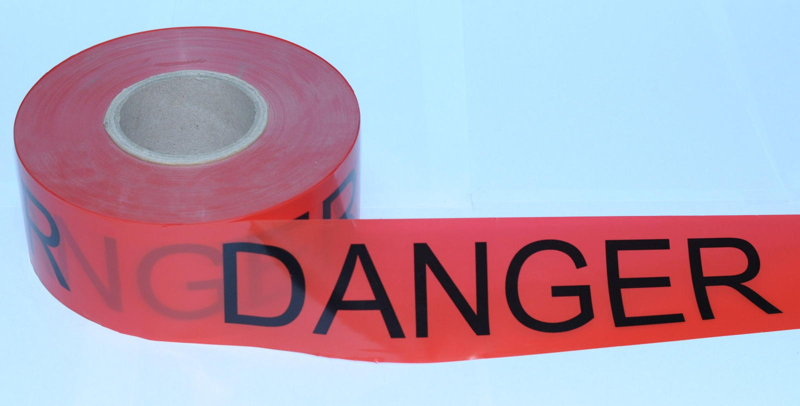 SGS hot sale non-detectable warning tape