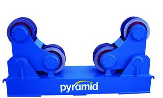 Inclinded Turning Rollers