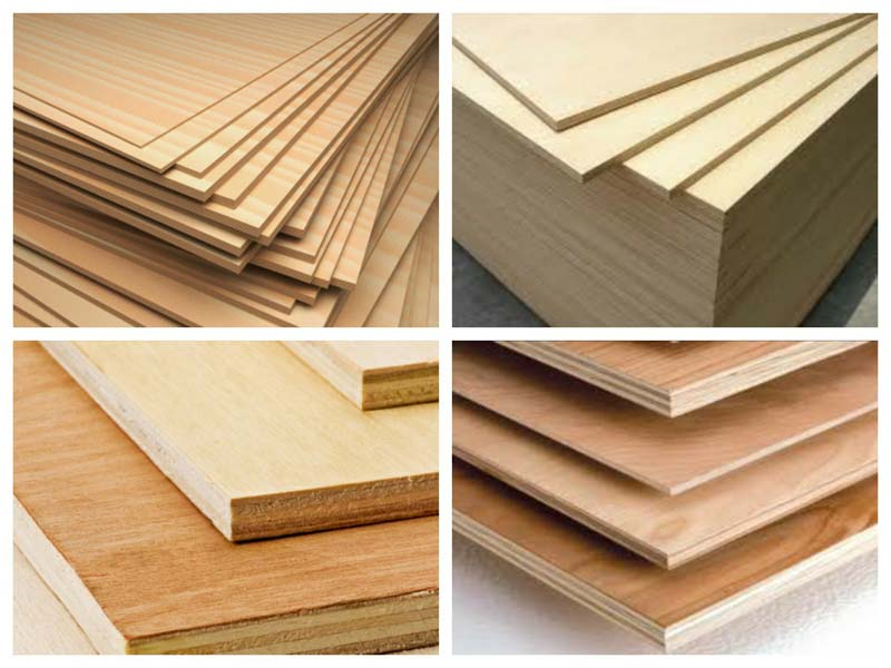 Lowest price wholesale china commercial plywood