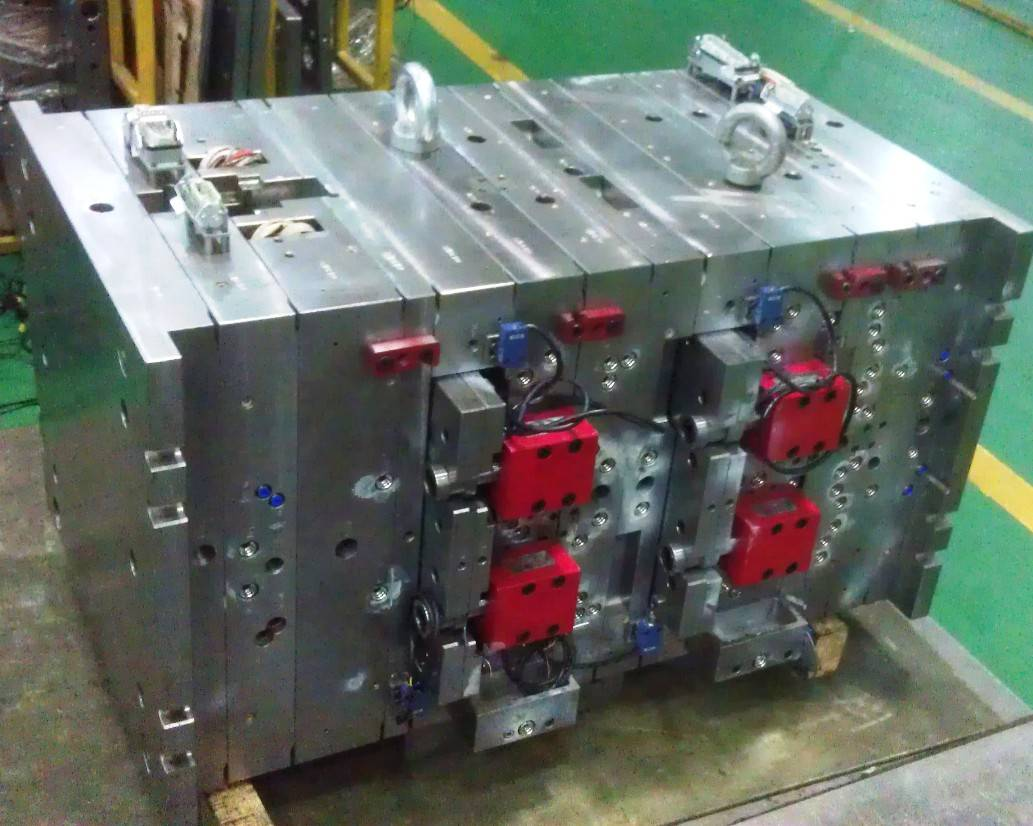 stack mould
