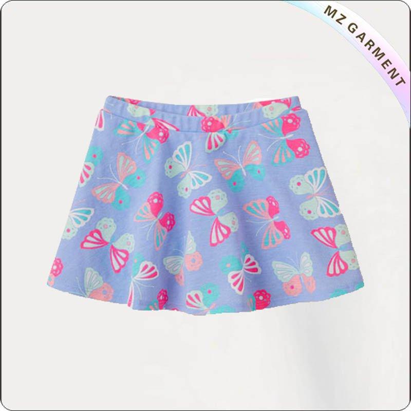 Kids Butterfly Skirt