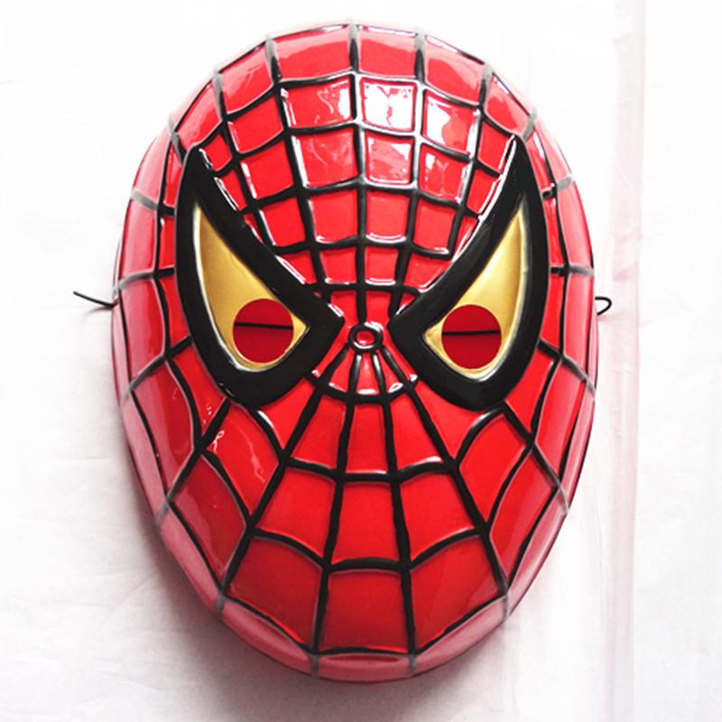 Superhero Avengers Spiderman Mask For Children Birthday Christmas Gift