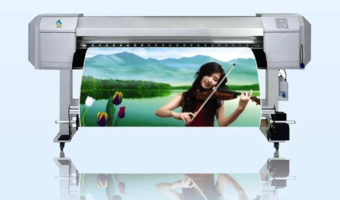 RJ901C Japan industrial inkjet printer