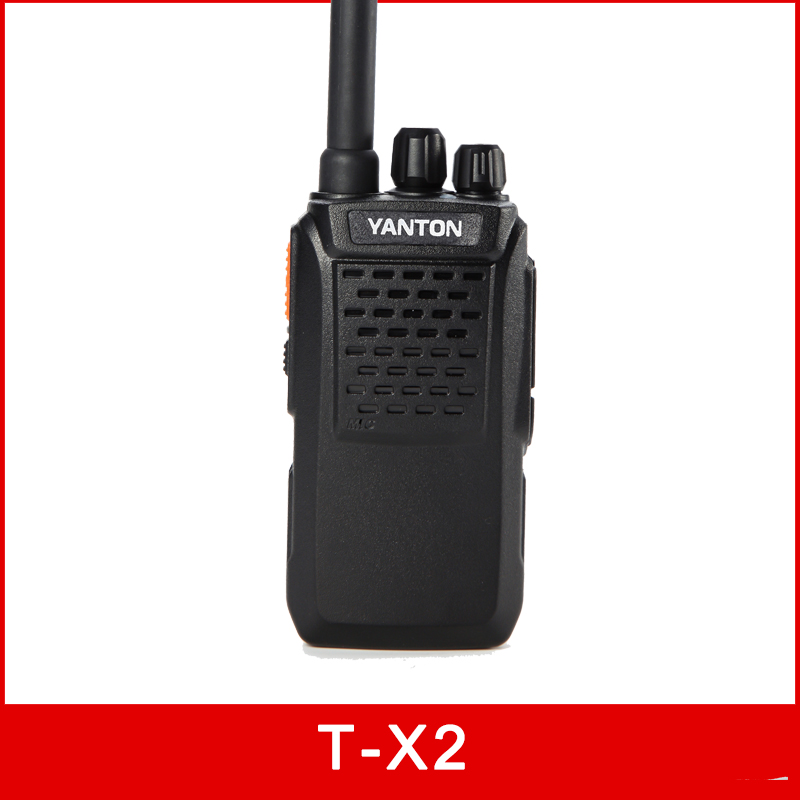 T-X2 Digital Public Network WCDMA GPS Walkie Talkie with phone