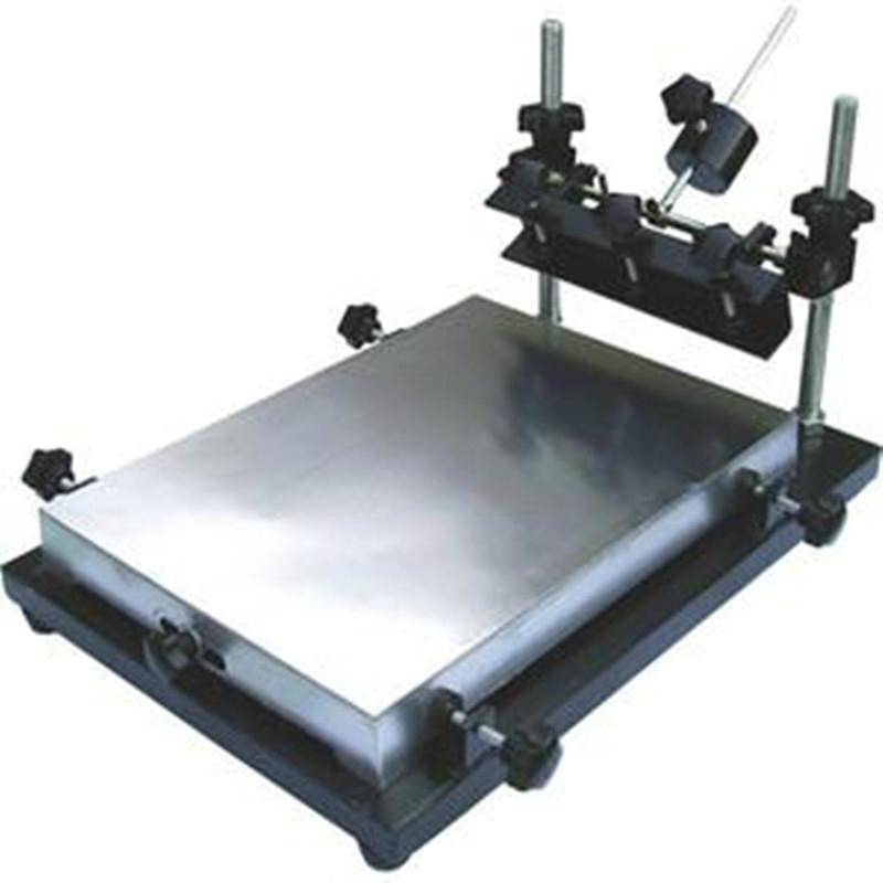 Tsa-01 Manual Silk Screen Printer