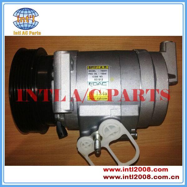 Kompressor for Chevrolet Opel Antara 3.2L V6 96629607 96861886