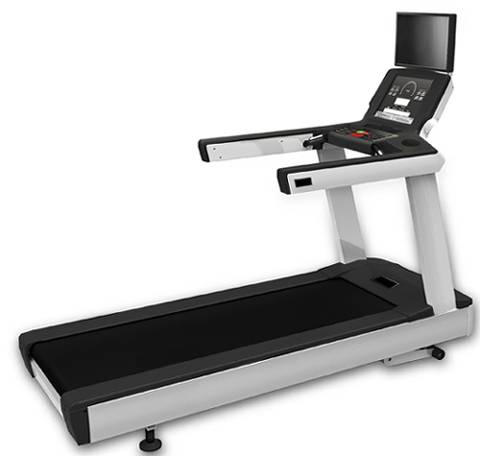 Commercial Treadmill 482B on sale/TV optional