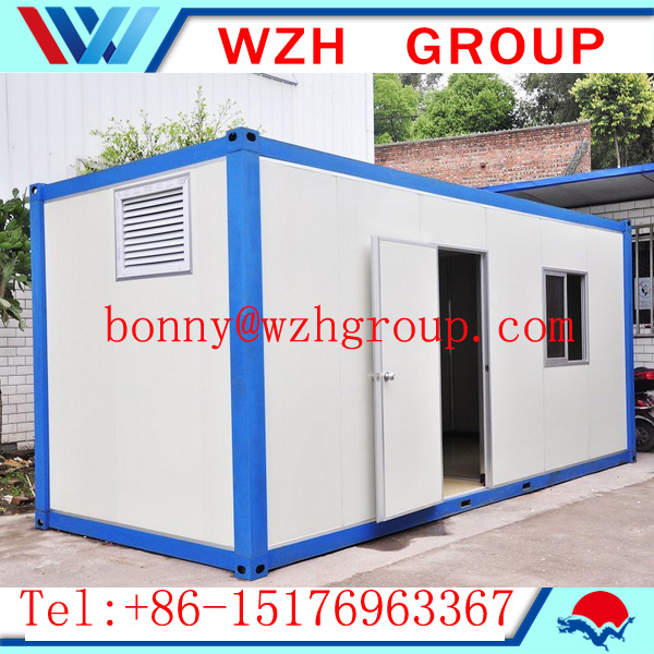 Cheap container house for workshop and storage China supplier