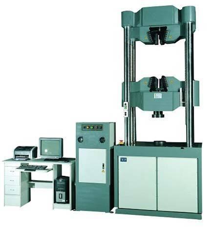 Model WAW-2000E Computer Control Electro-Hydraulic Servo Universal Testing Machine