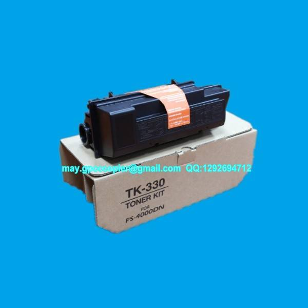 TK330 | Kyocera Black Toner Cartridge |1T02GA0US0 | Consumables