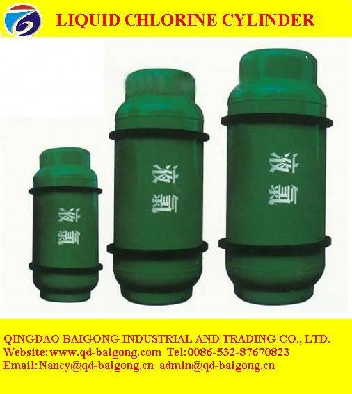 liquid chlorine cylinder price for sale