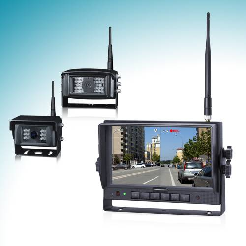 Wireless CCTV Security Camera Systems