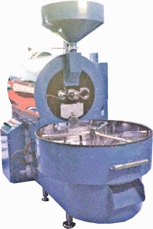 INDUSTRIAL COFFEE ROASTER 60 kg batch