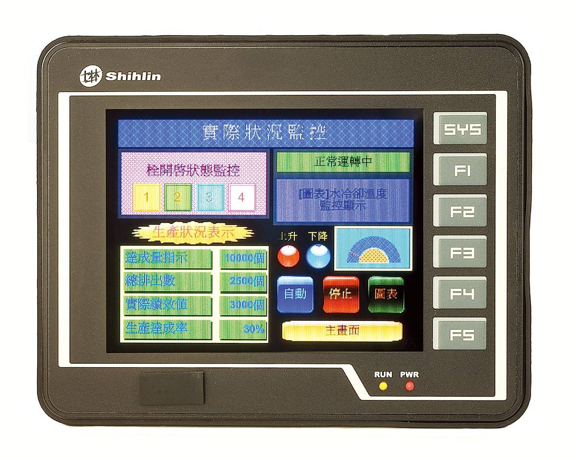 Human Machine Interface EU206-CT