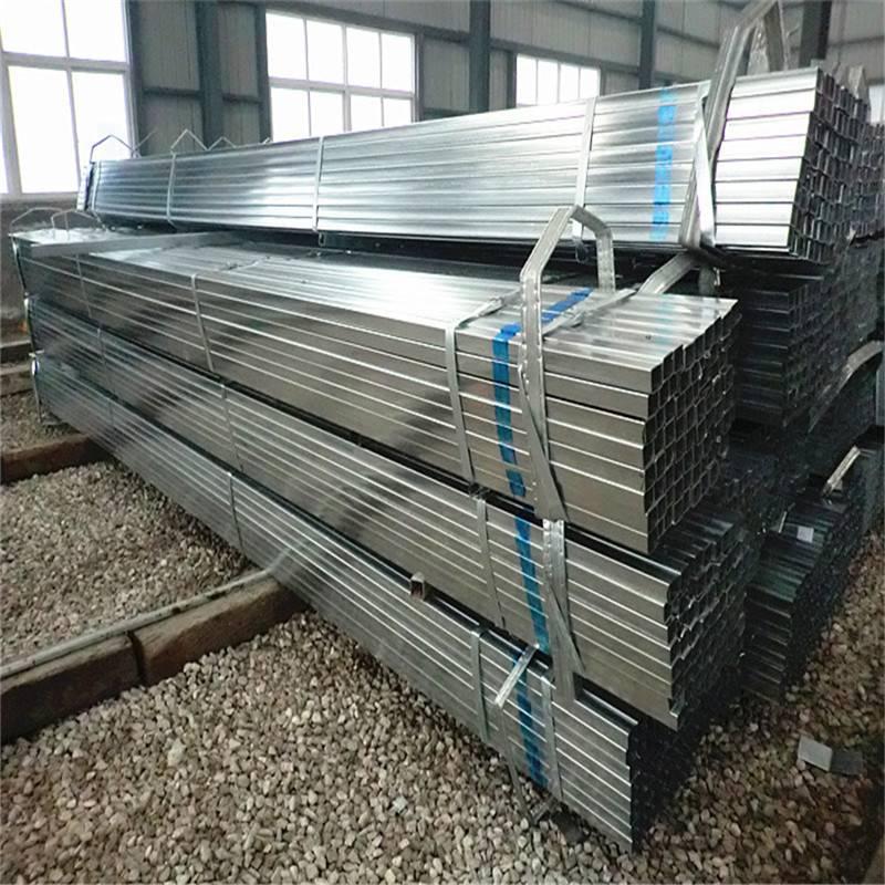 square pre-galvanized steel pipe