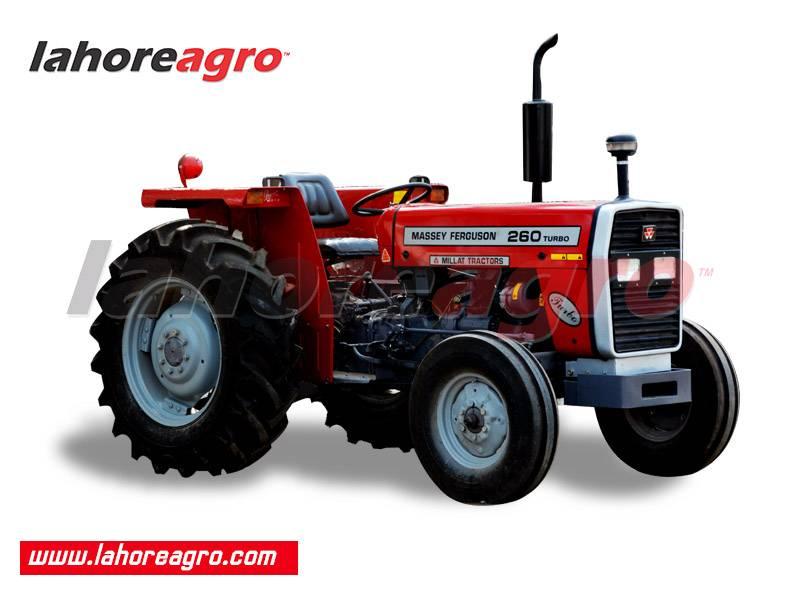 Massey Ferguson Tractor MF 260 (60HP) 2 Wheel Drive