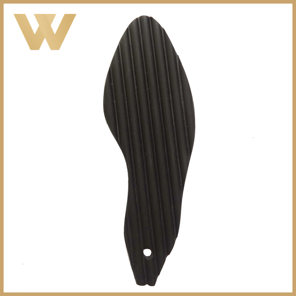 Hot Selling Rubber Silicon Pu Sole Design For Ladies