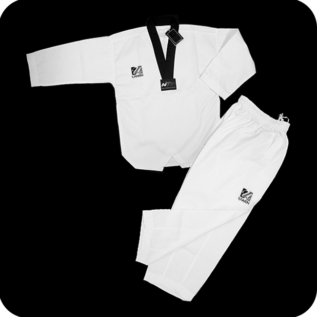 Taekwondo Uniforms with V neck,taekwondo equipment