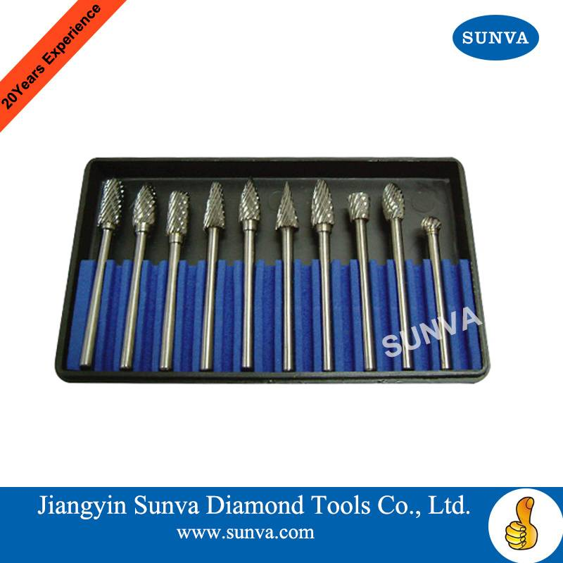 SUNVA Dental Carbide Burs / Diamond Tools /Carbide Burr