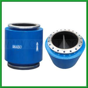 In Line Duckbill Valves, rubber duckbill check valve