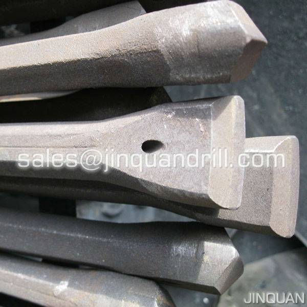 Integral Drill Rods B22