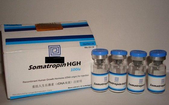Cheap Blue Cap HGH,HGH Human Growth Hormone Blue/Green Cap