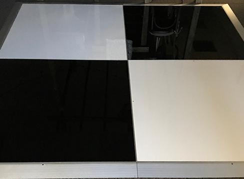 5x5m acrylic dance floor without leds