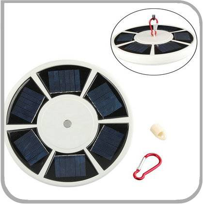 Outdoor solar camping light (JL-4502)
