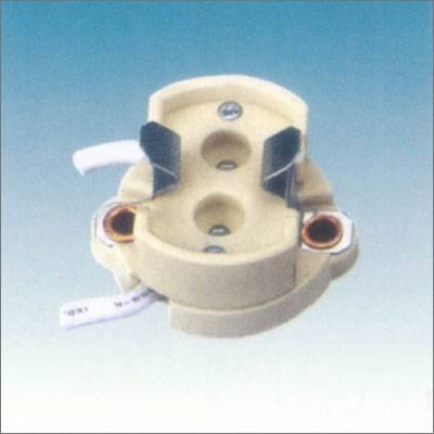 GU12 ceramic lamp base in VDE certificate 096A