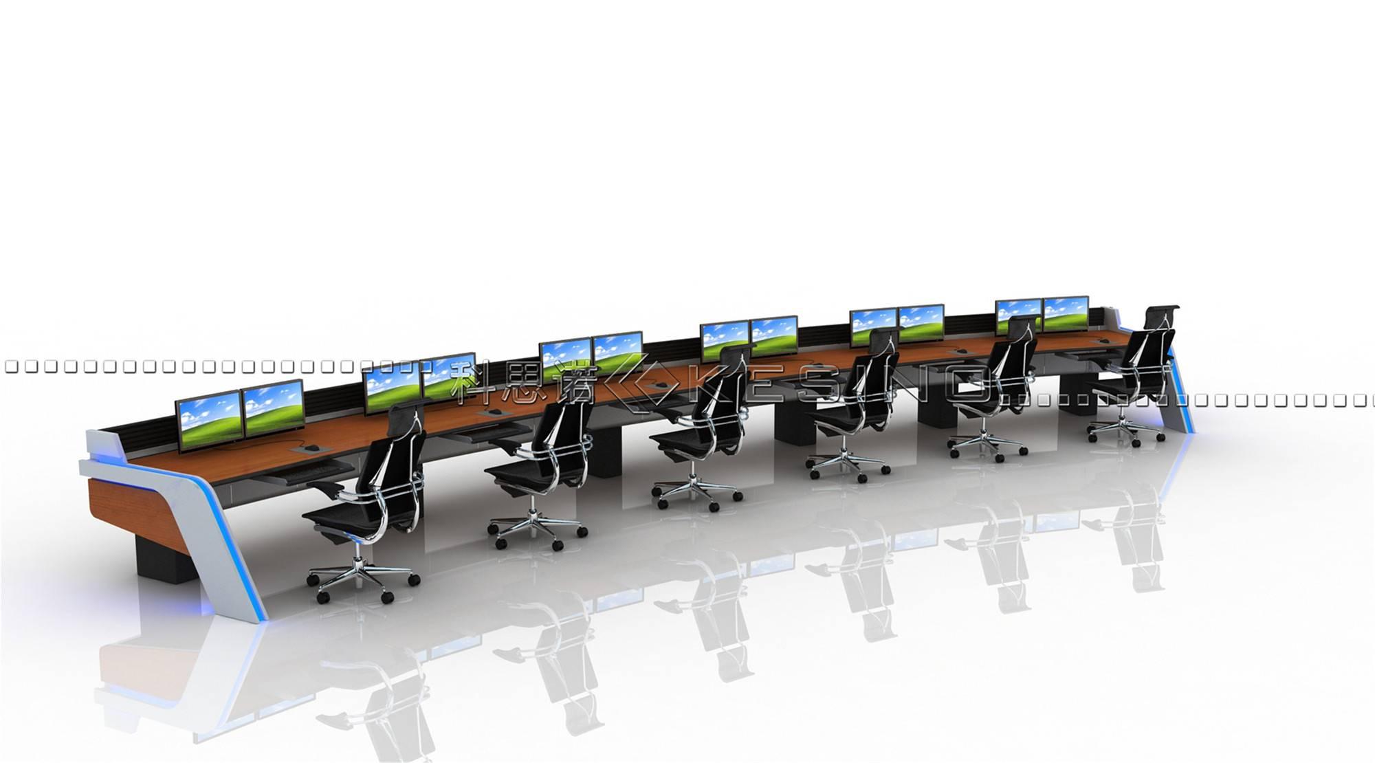greenguard  Certified Top grade control room console