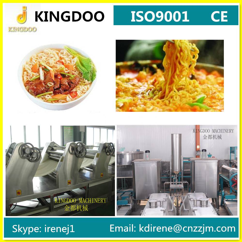 Fried&Non-fried Instant Noodle Manufacturing Line