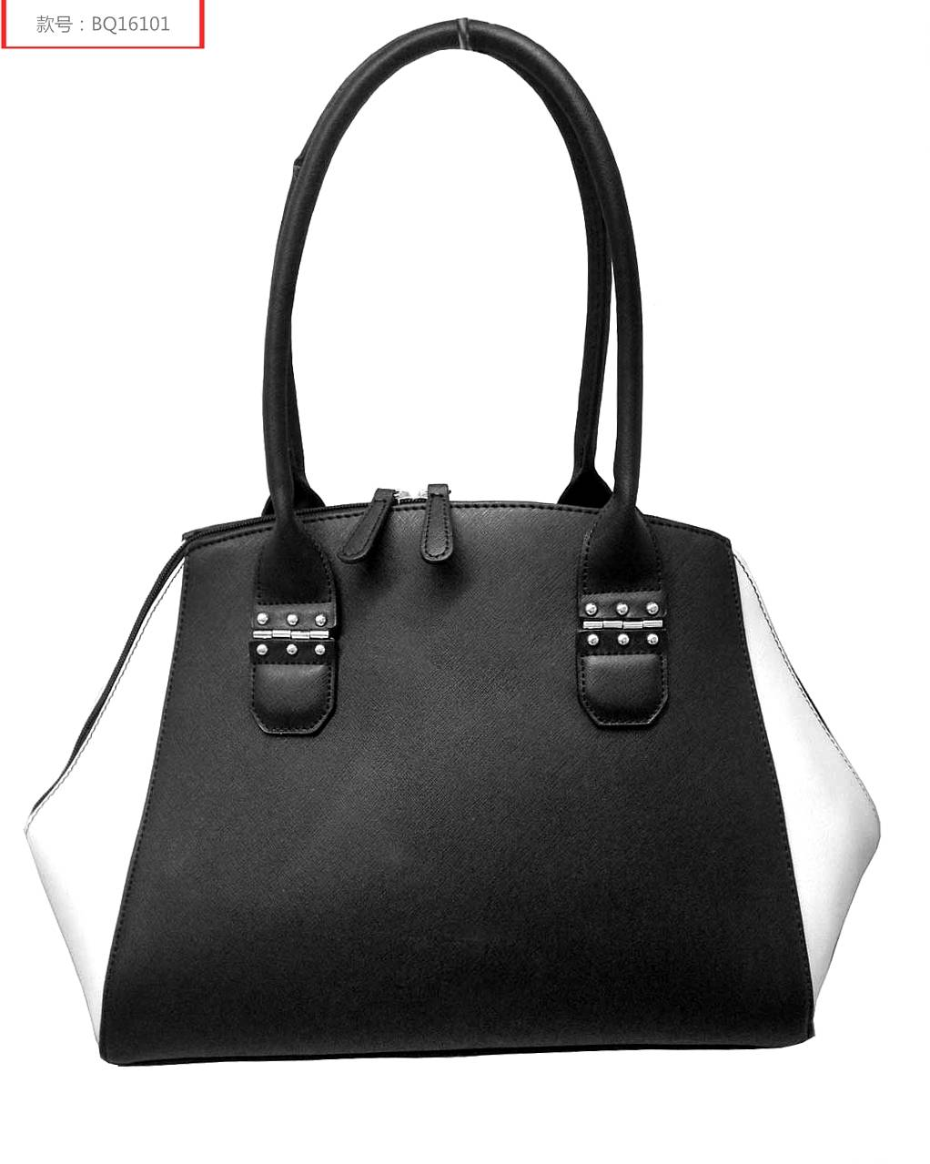 handbags-colorblock tote BQ16101