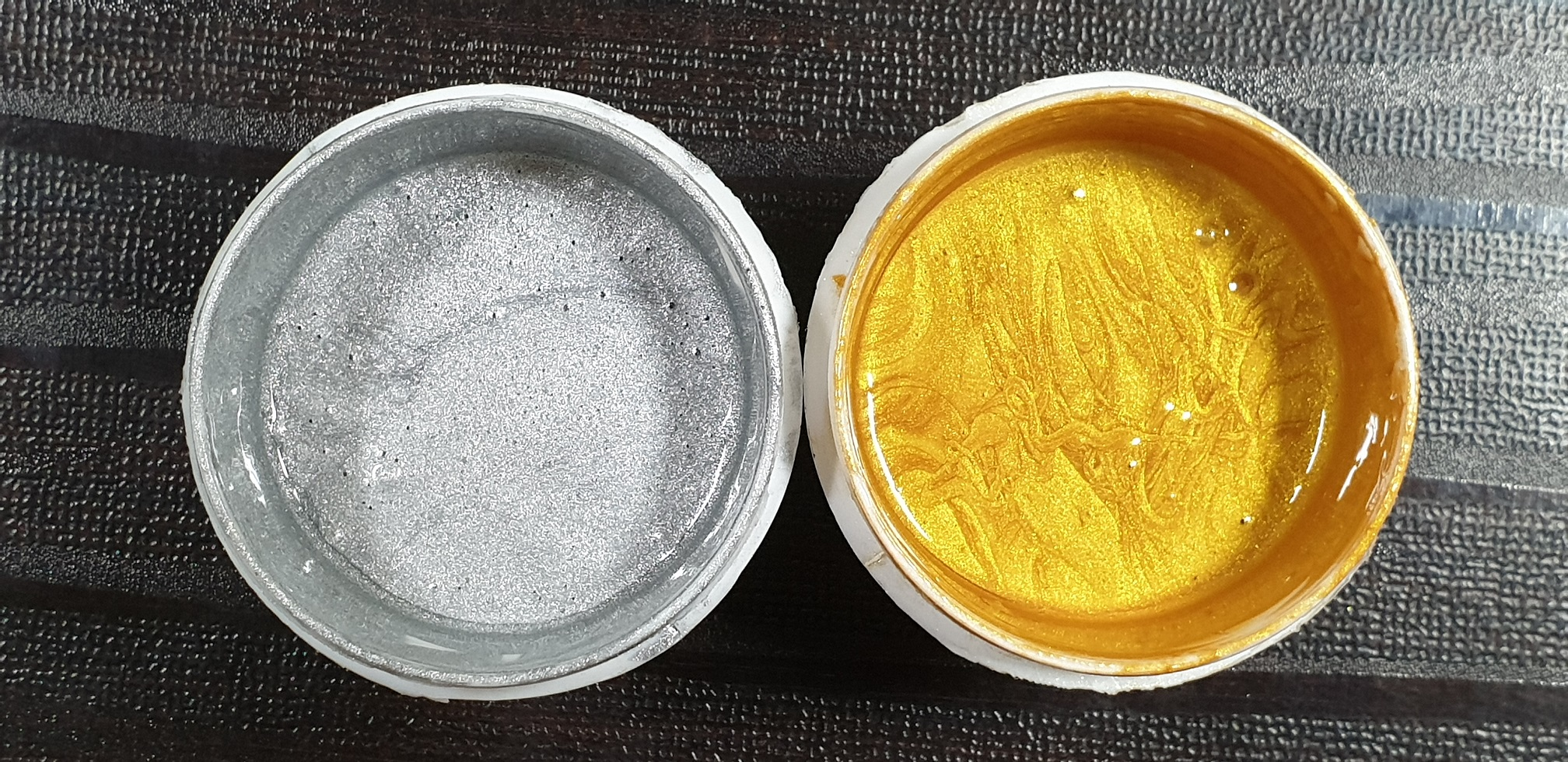 Metallic Plastisol Inks