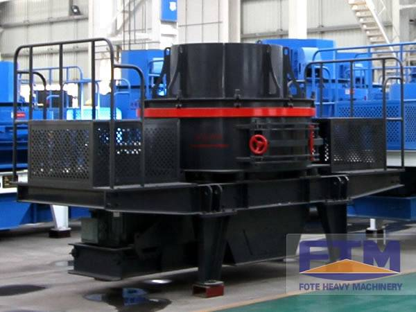Cobbles Stone Crusher/ VSI Crusher/ Sand Maker