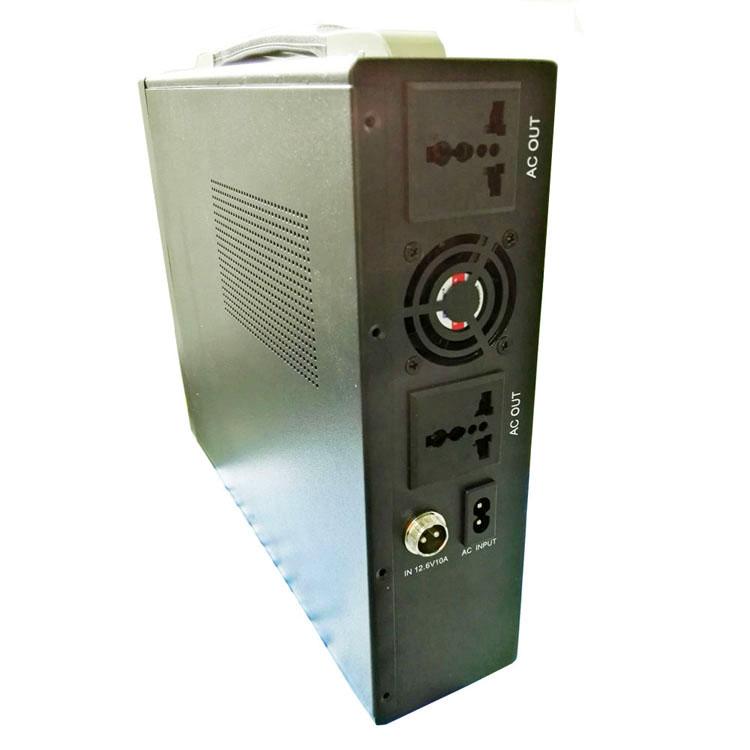 Rechargable Durable Battery 1000W portable solar power system