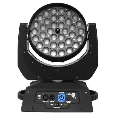 LED Wash 36x10W ZOOM moving head