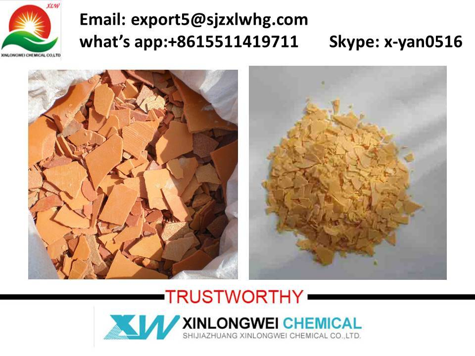 sodium sulfide red / yellow flake,Na2S / CAS No. : 7757-83-7