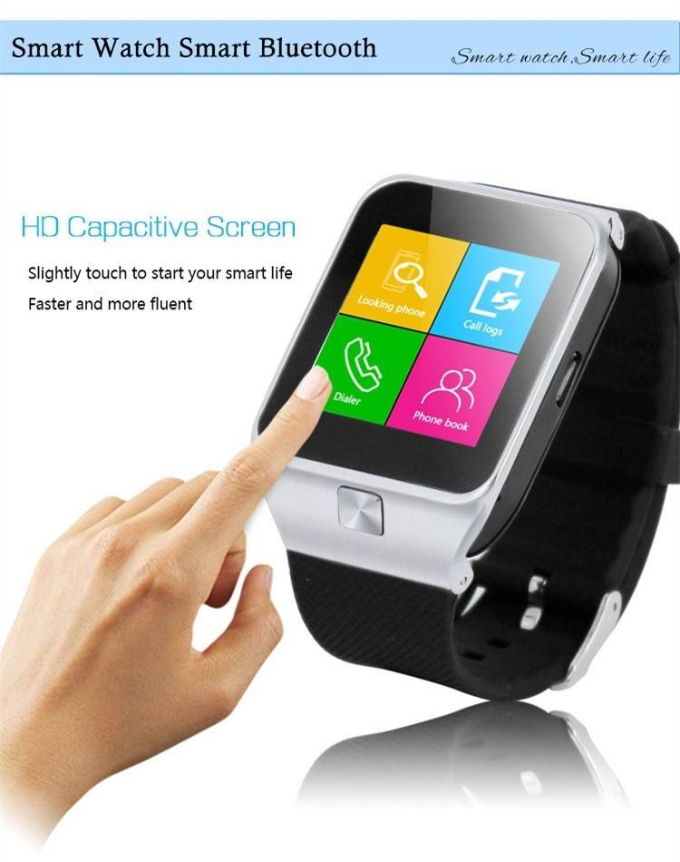 Bluetooth Smart Wrist Watch