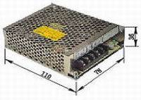 20W-60W Power Supply with Metal Case