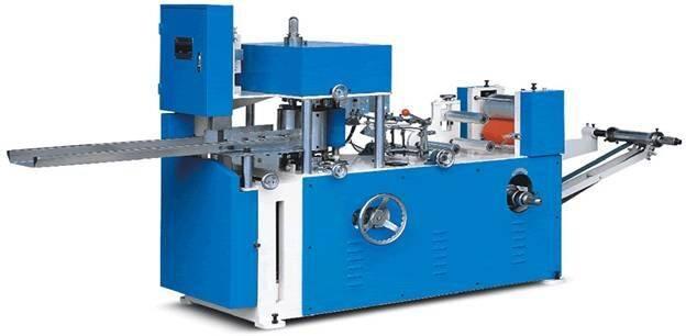 China stable cheap automatic napkin paper making machine
