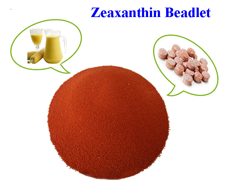 zeaxanthin 5% beadlet 10 % beadlet 20% oil suspension